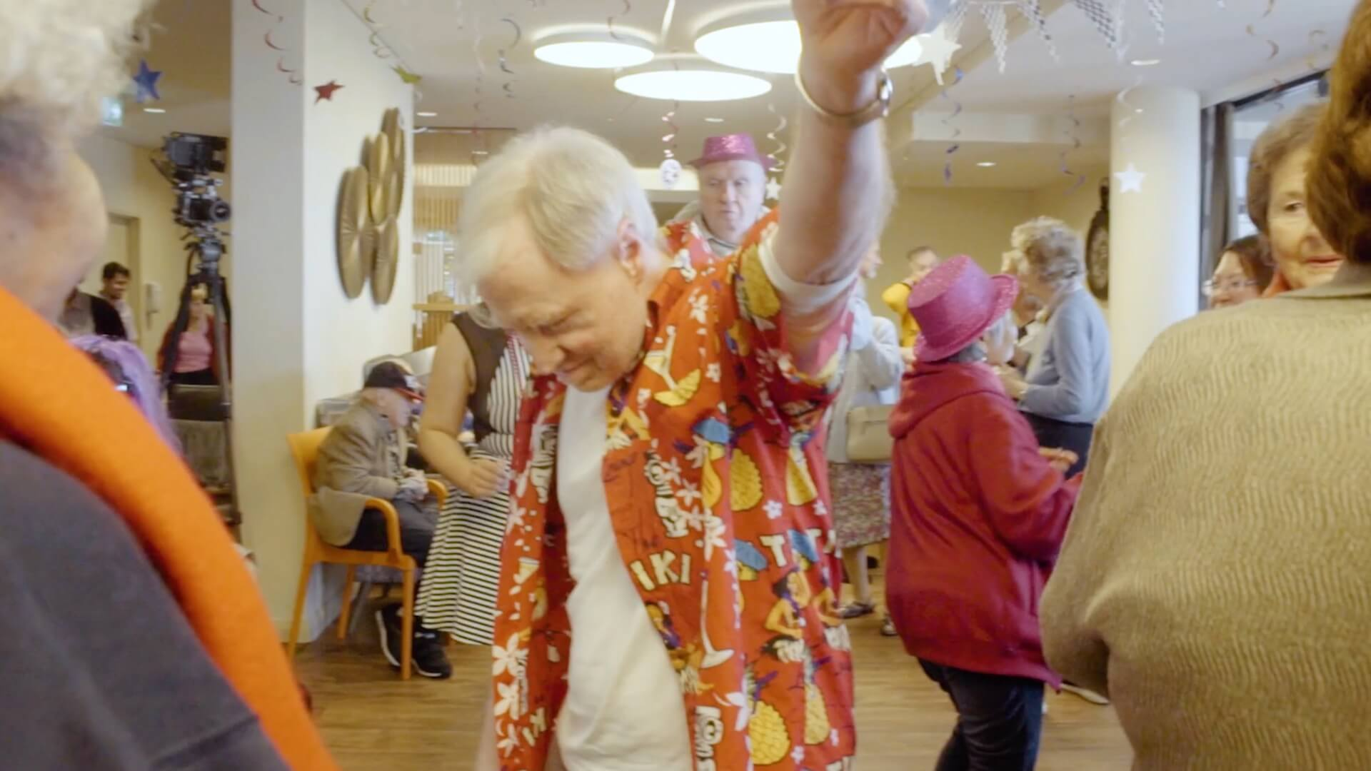 Dance Party with Opal Residents