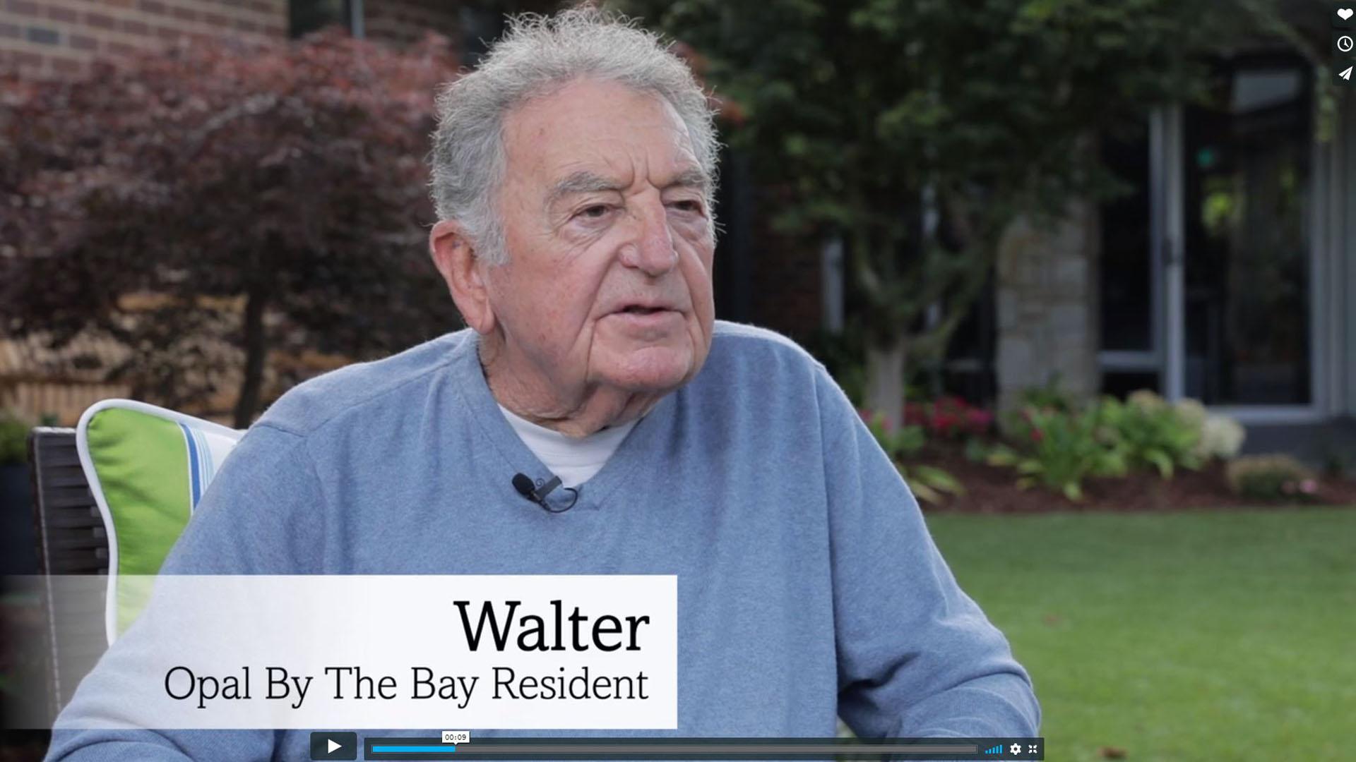 Walter's story