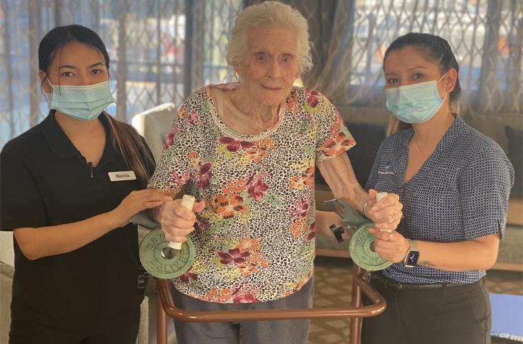 Joy at Bankstown Terrace Care Community