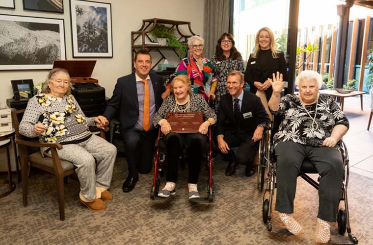 Narrabeen Glades Care Community officially opened