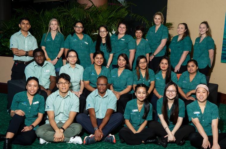 Nurse Graduates 2020