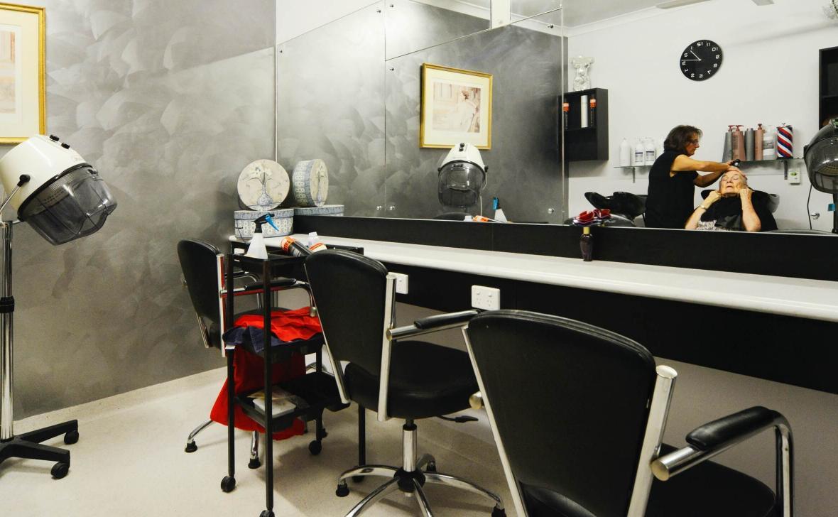 Melville Parkside hairdresser