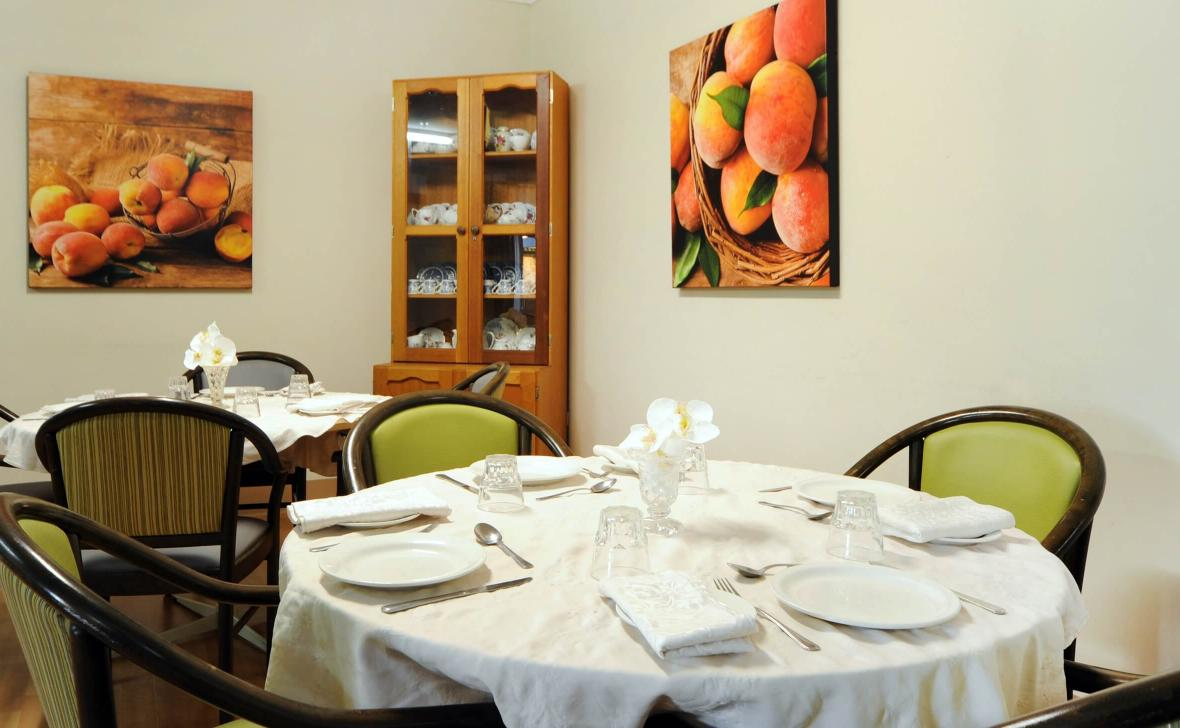 Shoalhaven Place dining