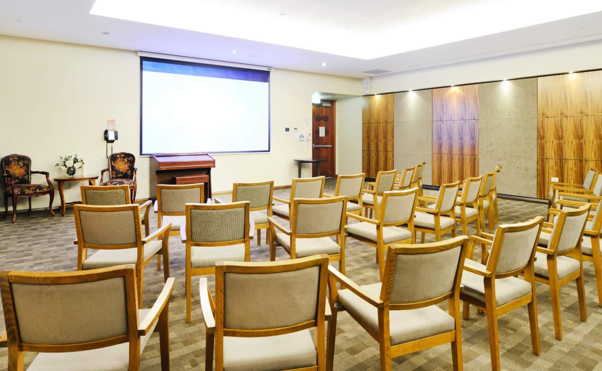 Murdoch Gardens conference room
