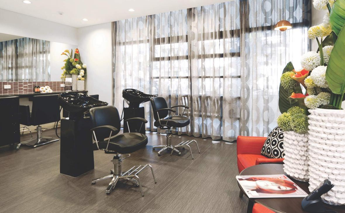 Ashfield Terrace hairdresser
