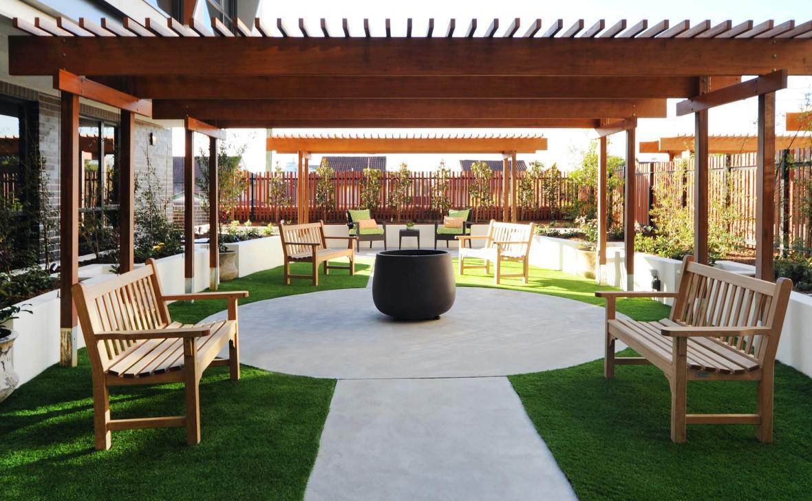 Ashfield Terrace outdoor