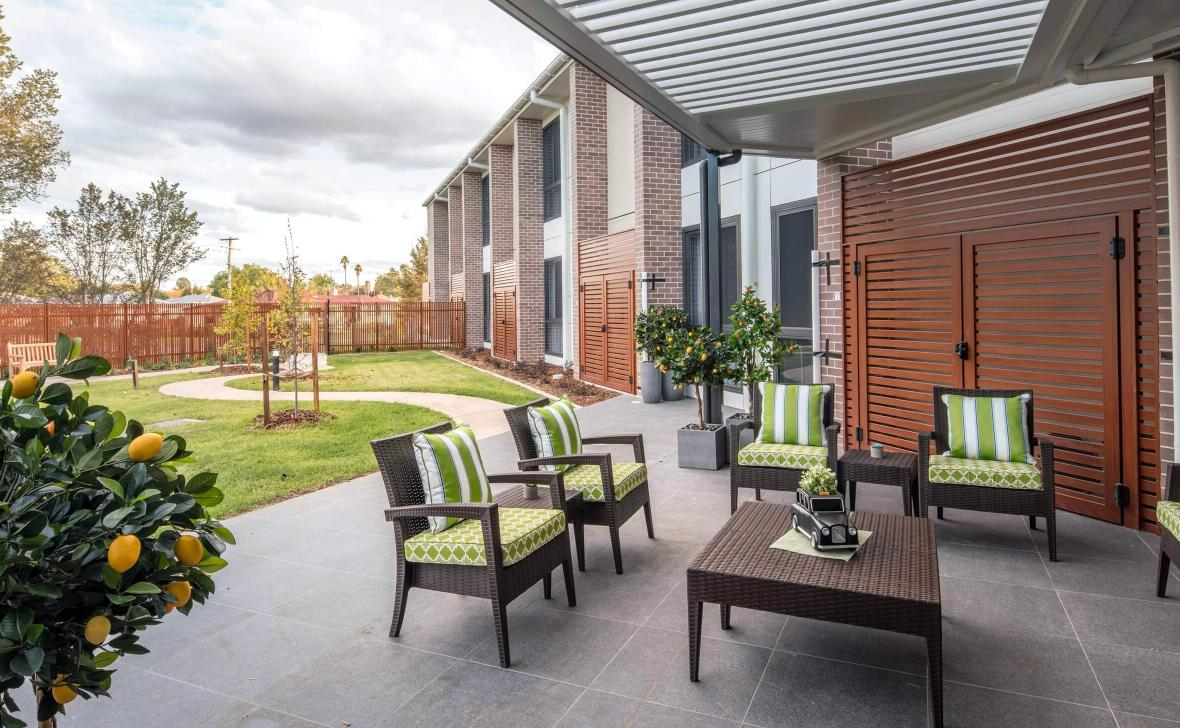 Bathurst Riverview outdoor