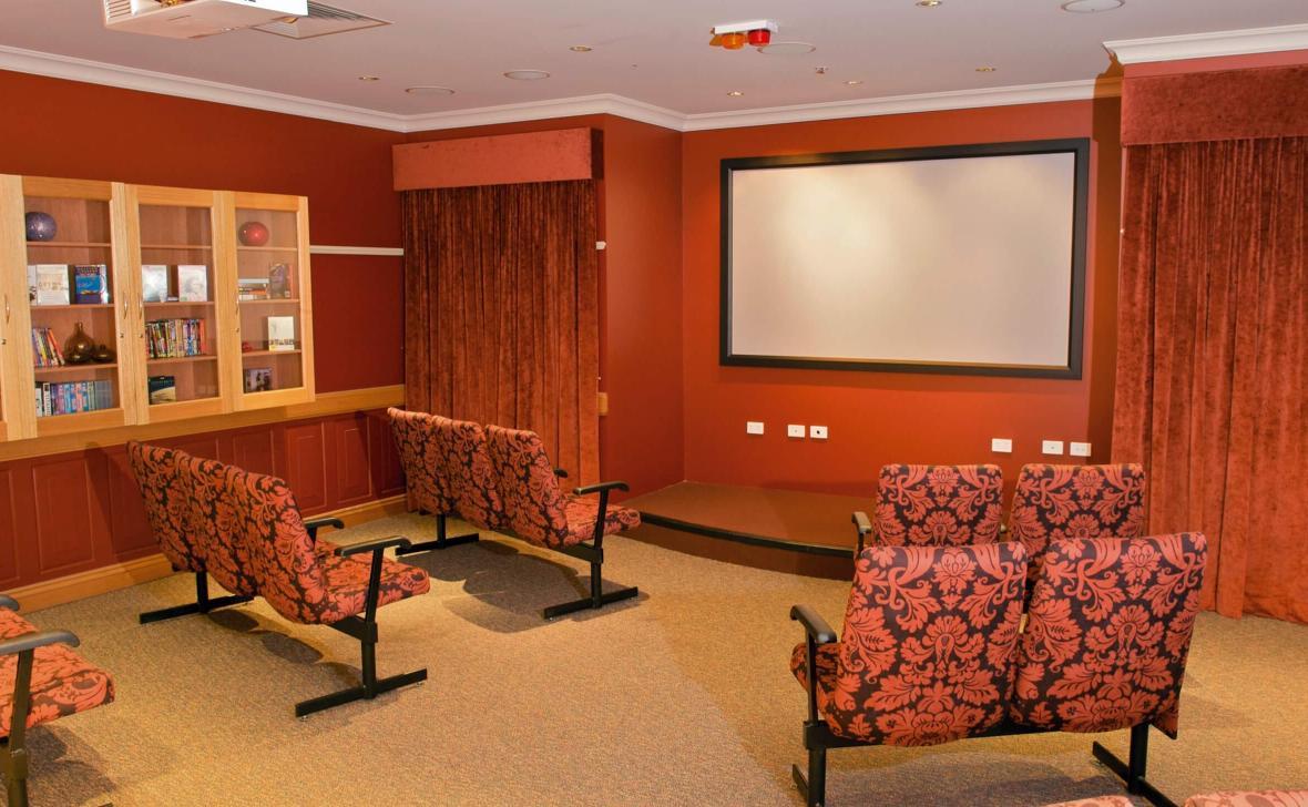 Calamvale Parklands cinema