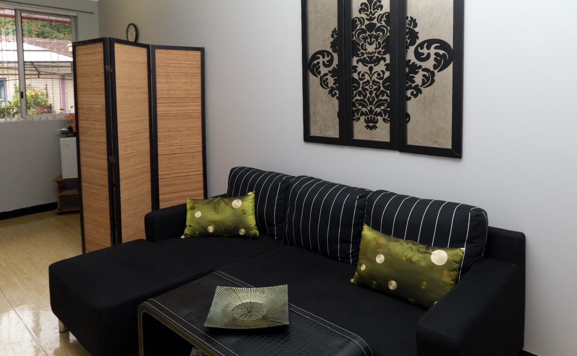 Nambour Gardens  lounge