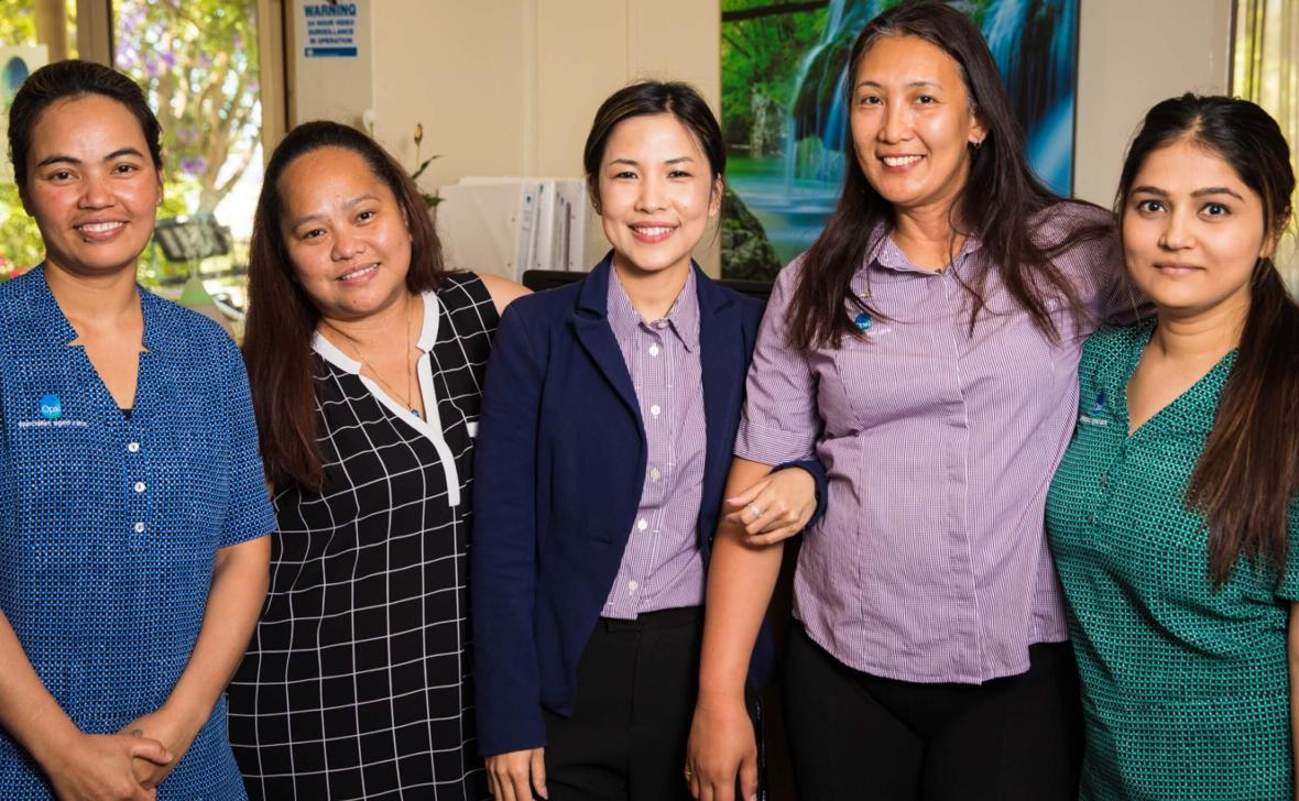 Wahroonga Place staff