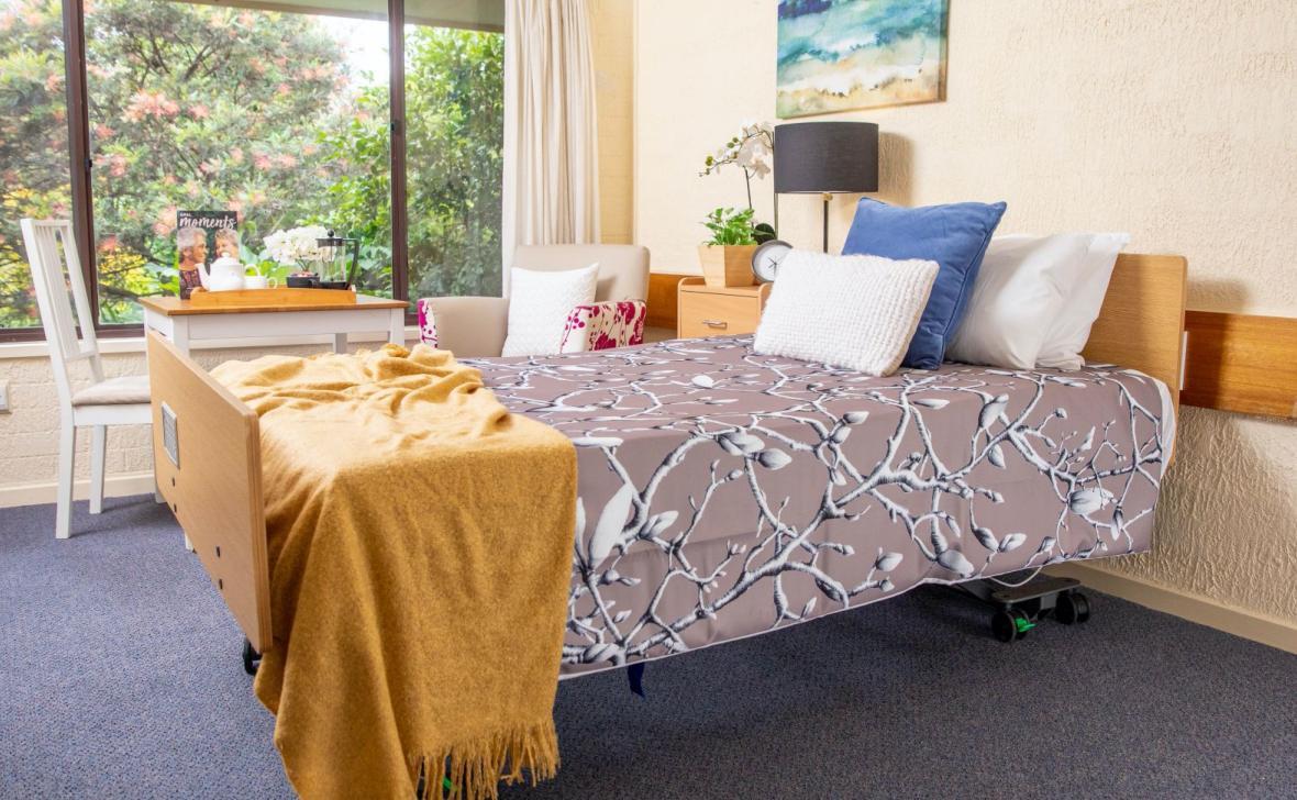 Wantirna Views bedroom