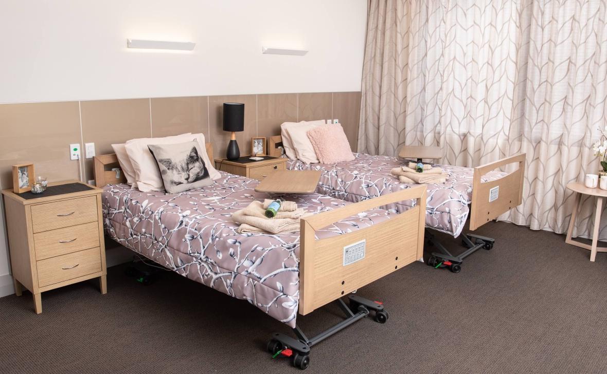 Carine Parkside bedroom
