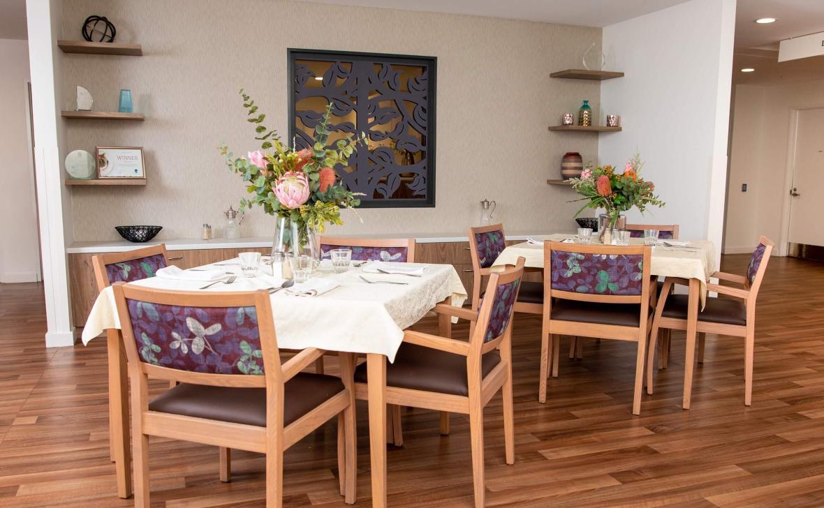 Geraldton Shore dining