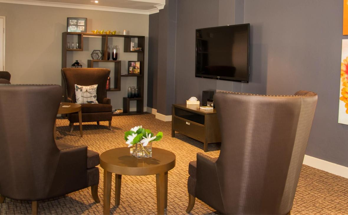 Tweed Valley living room
