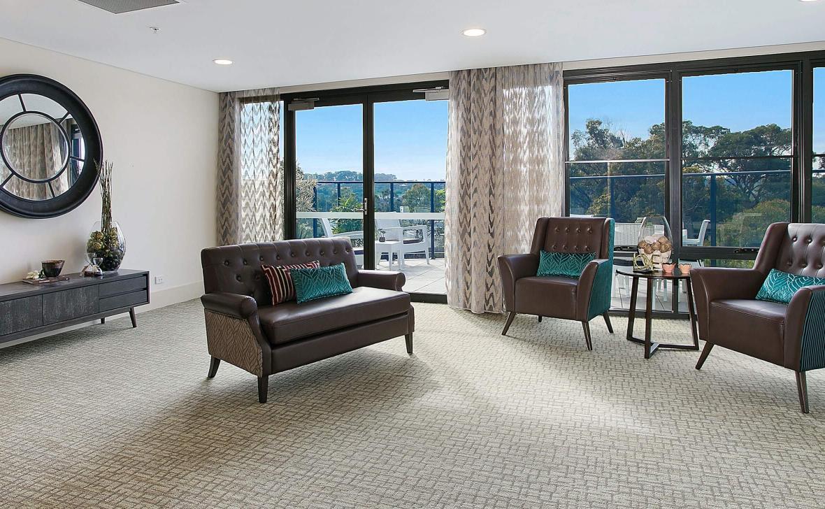 Tingara Hills seating