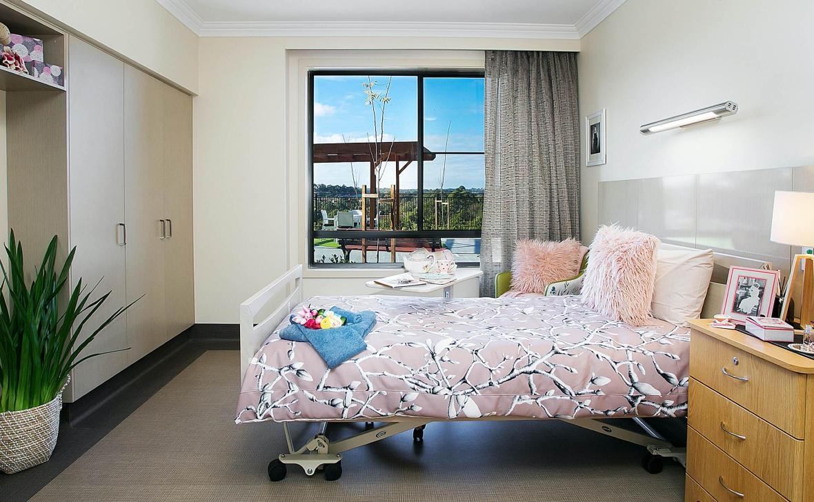 Tingara Hills bedroom