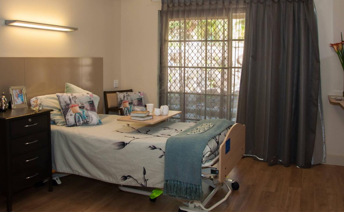 Tweed Valley bedroom