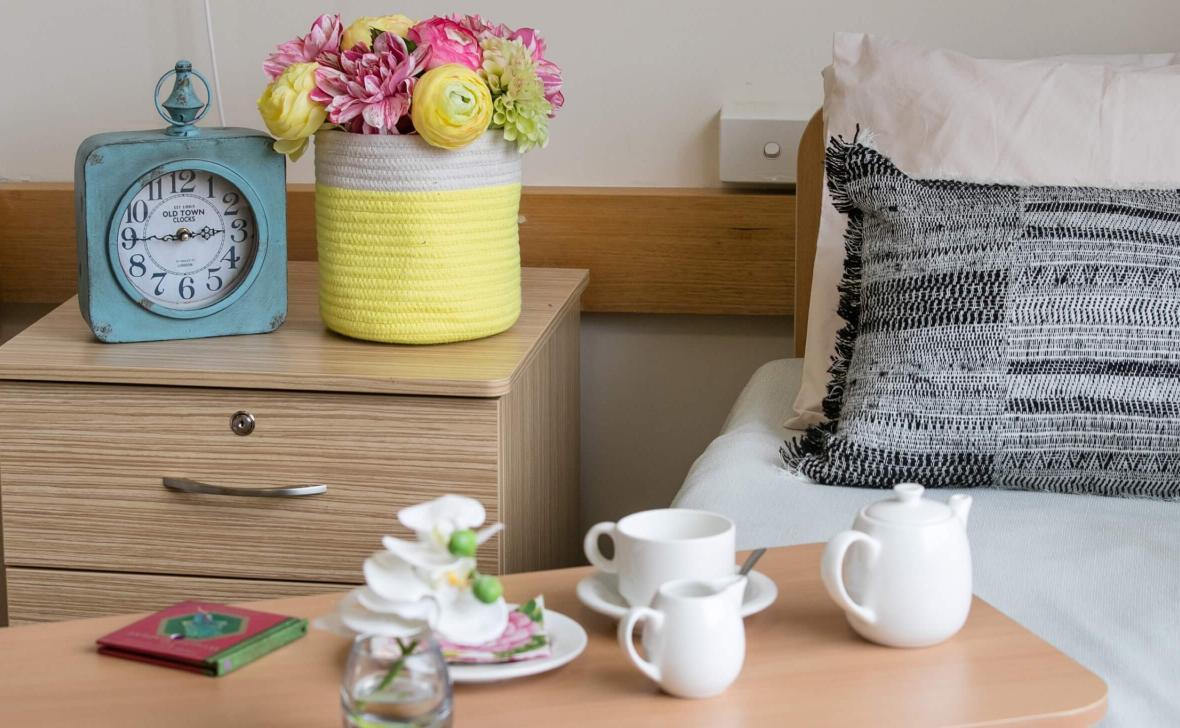 Annandale Grove bedroom corner