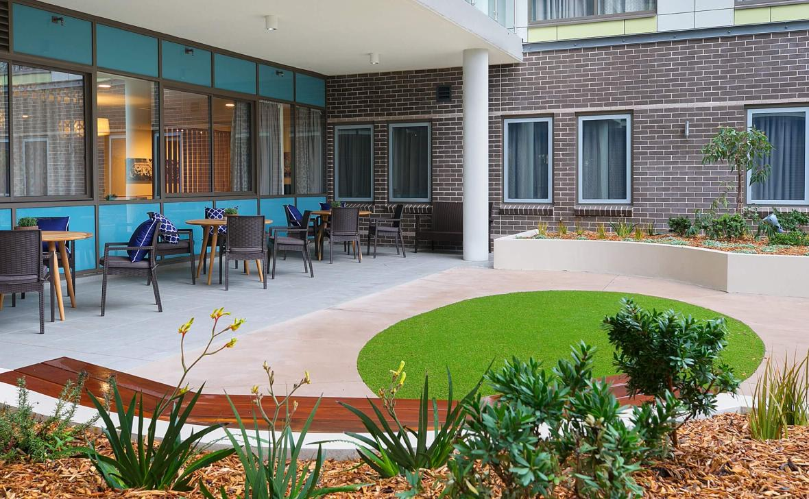 Bankstown Terrace outdoor
