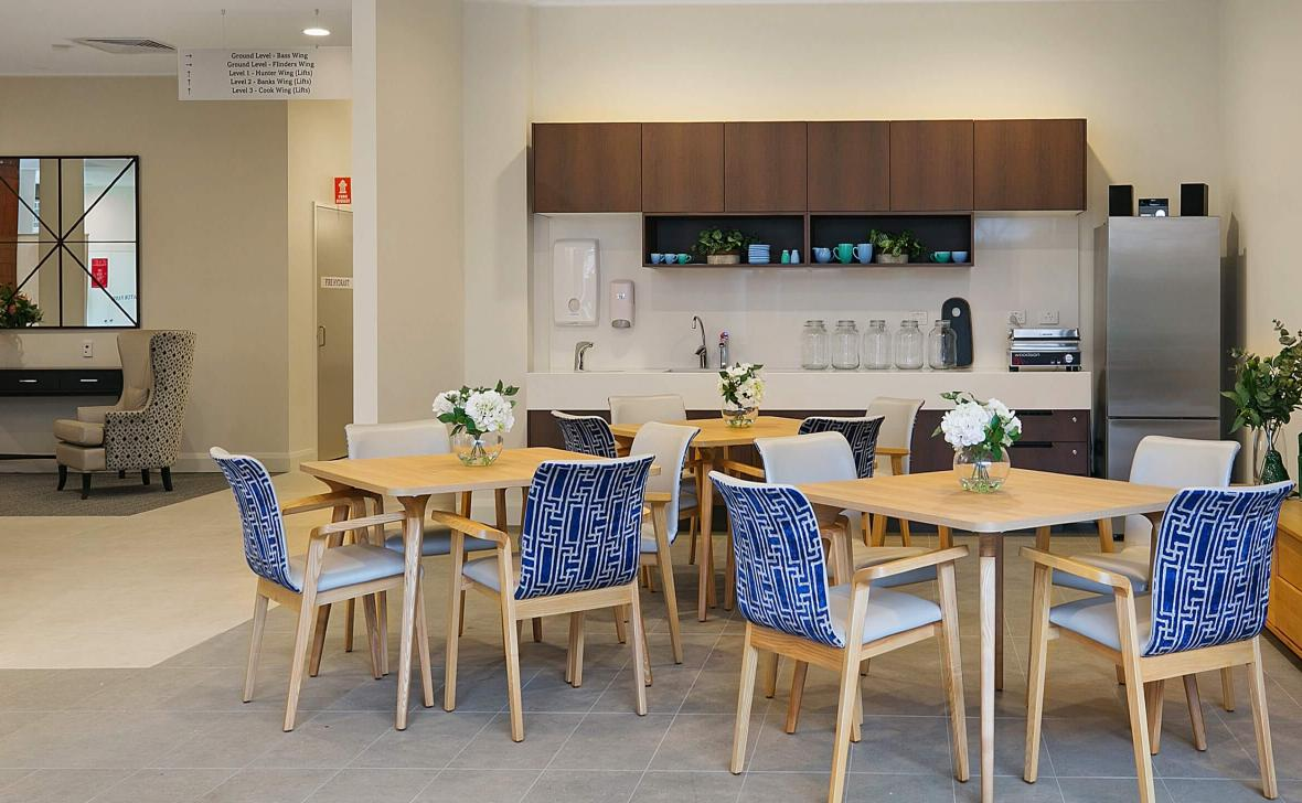 Bankstown Terrace dining