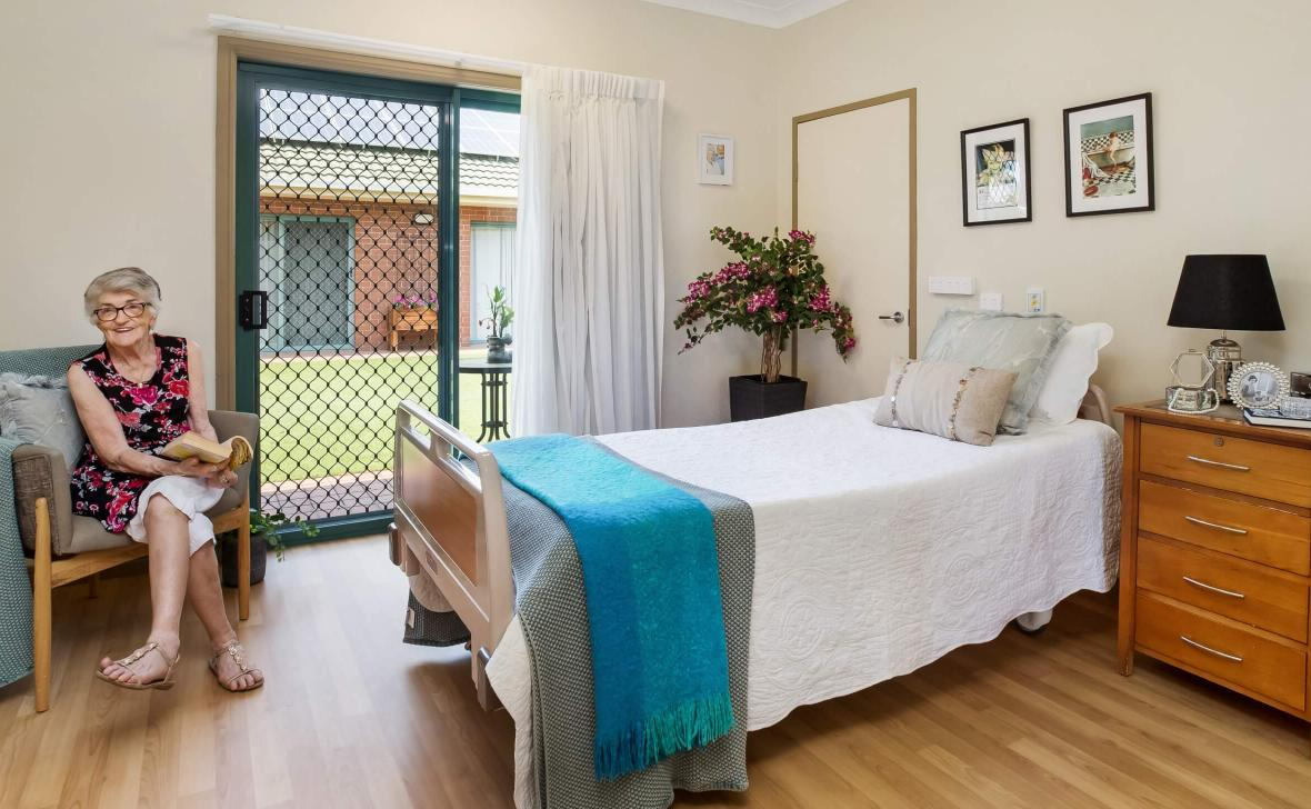 Burpengary Gardens bedroom