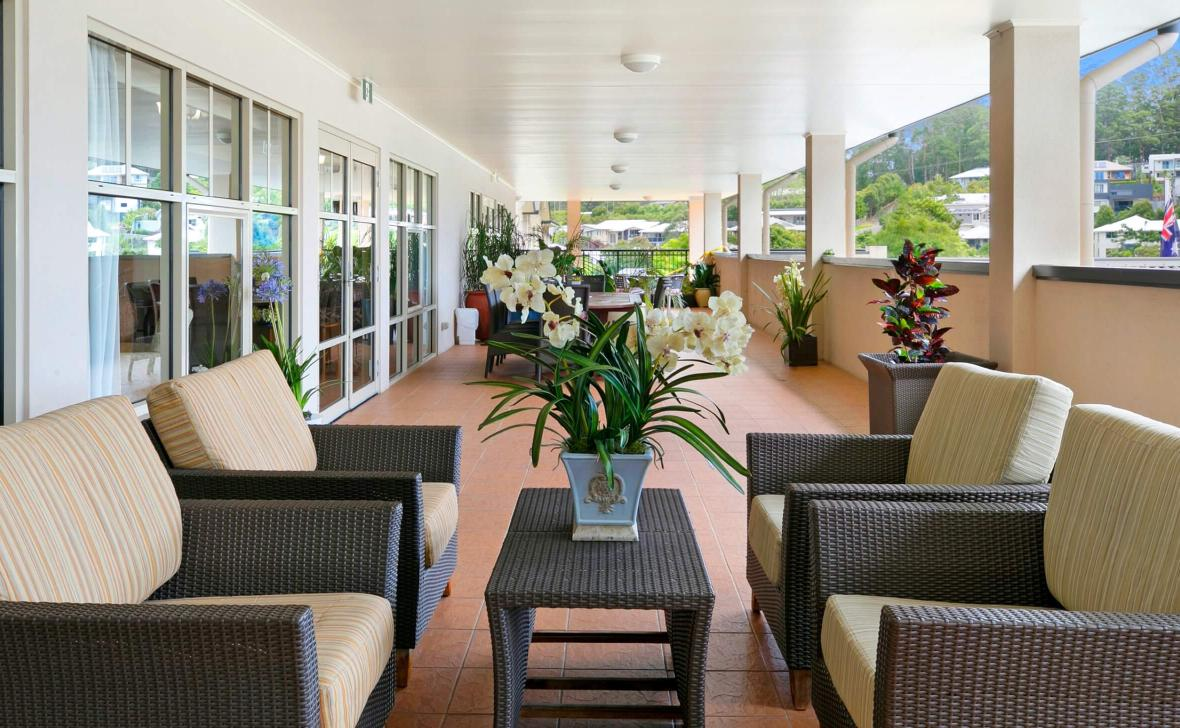 Coffs Harbour Grange seating