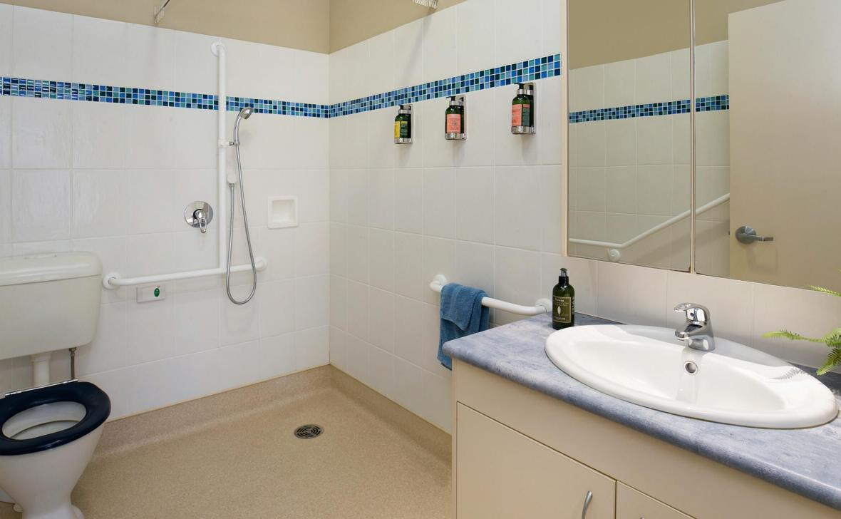 Coffs Harbour Grange bathroom