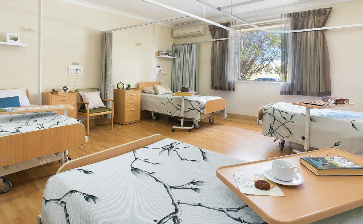 Mudgee Parklands  Bedroom