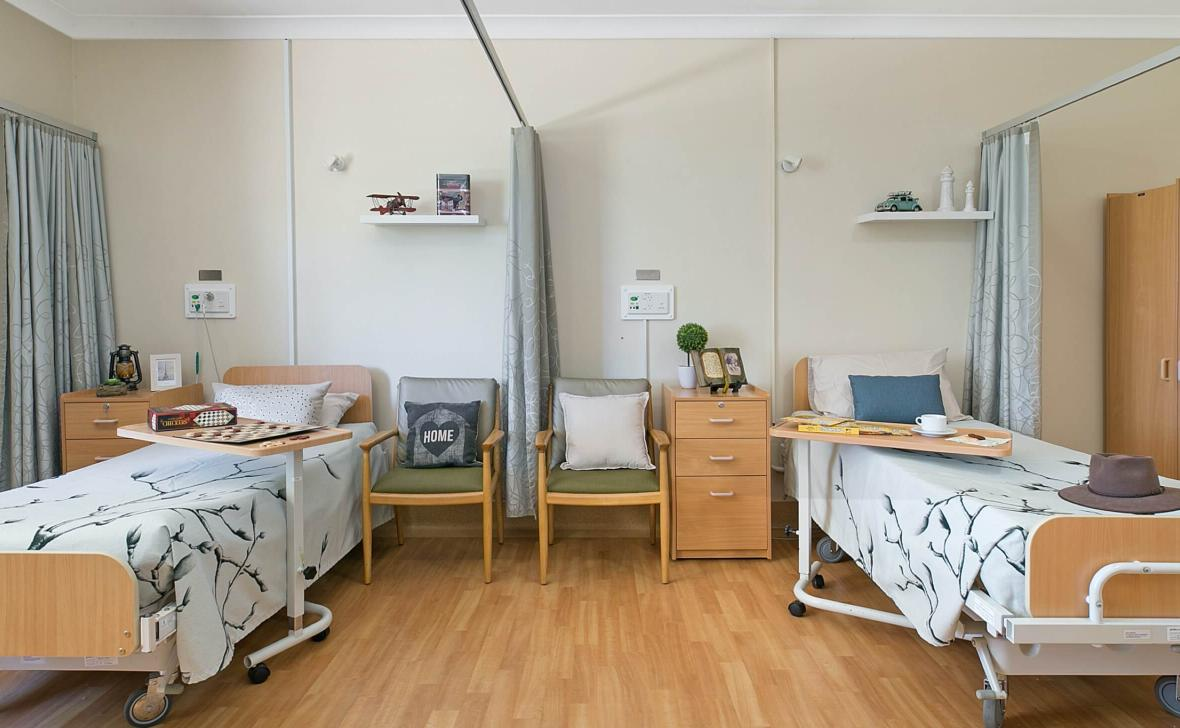 Mudgee Parklands  bedroom two beds