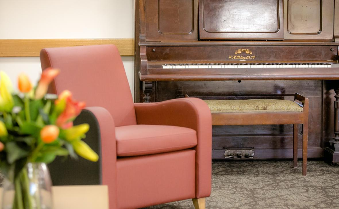 Raymond Terrace piano