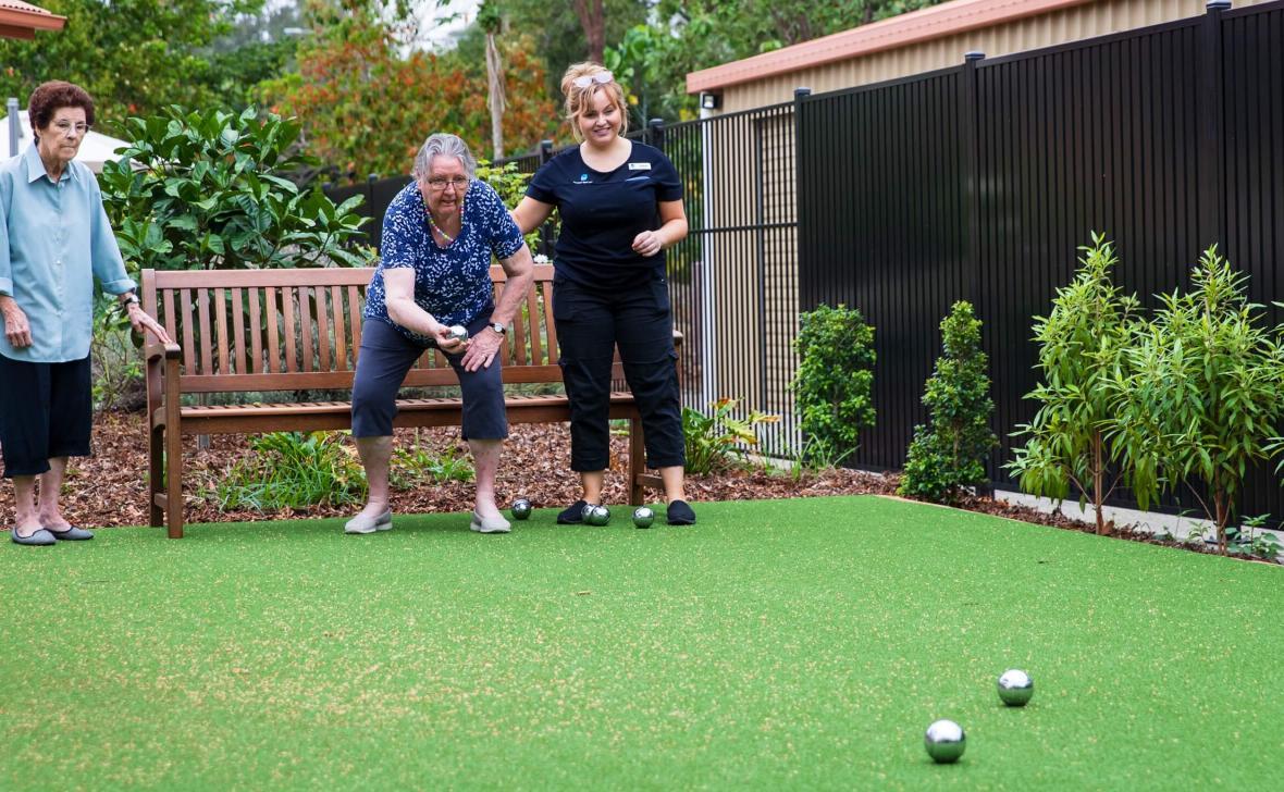 Carseldine Greens residents