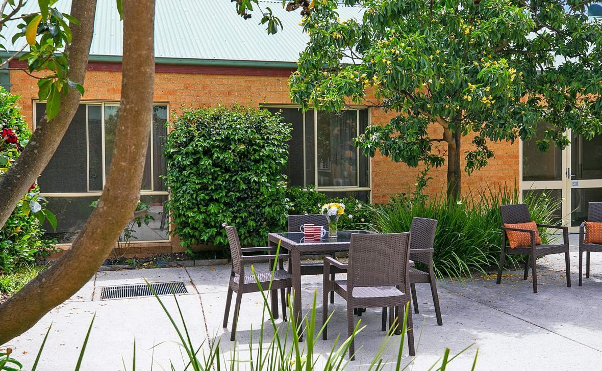 Inverloch Coast outdoor seating