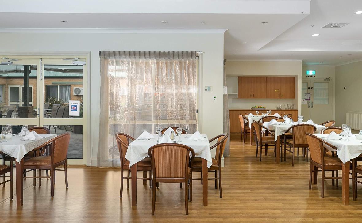 Inverloch Coast dining