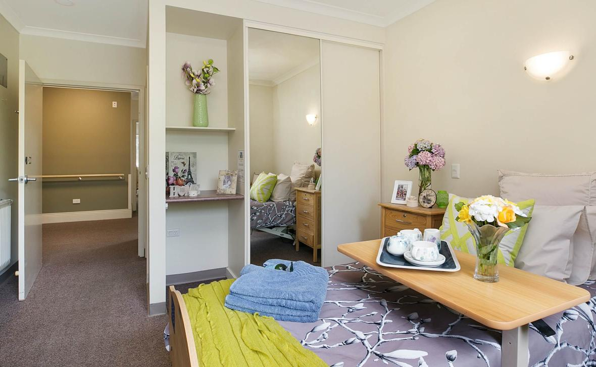 Inverloch Coast bedroom