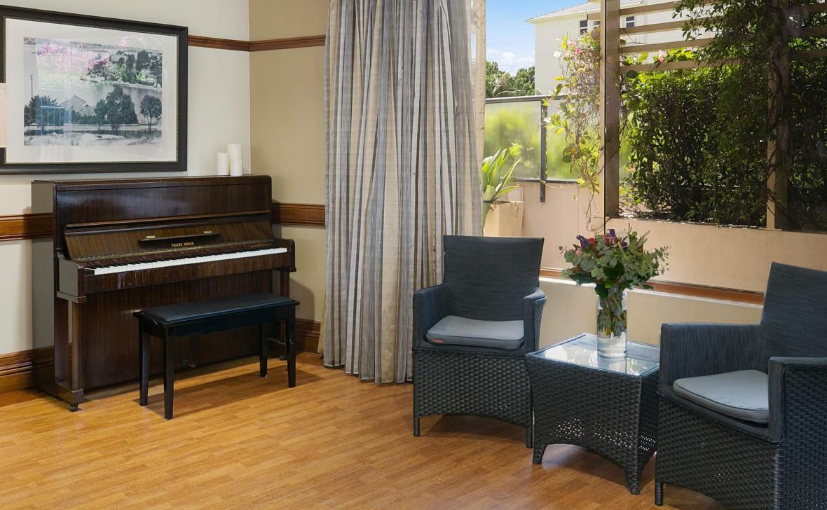 Chiswick Manor piano