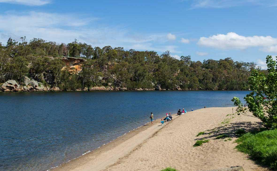Shoalhaven Place nearby beaches