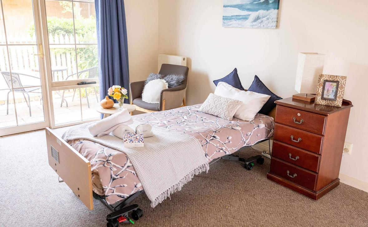 Paynesville Gardens Bedroom Two
