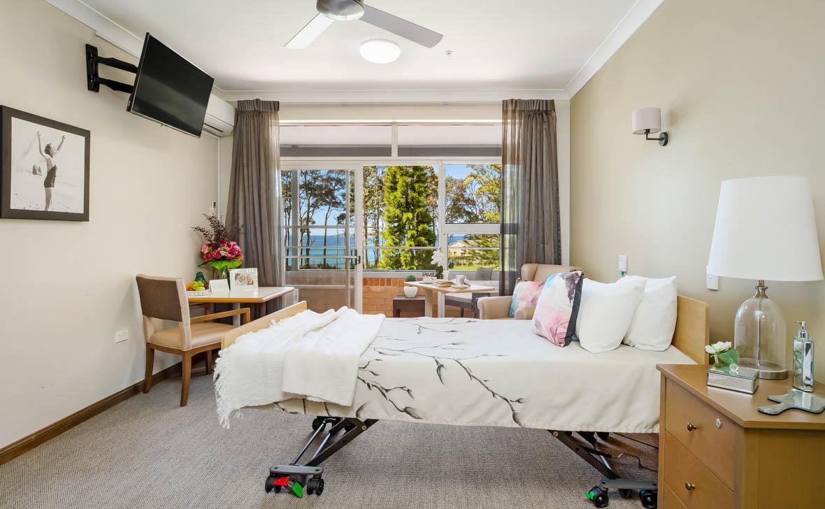 Denhams Beach Bedroom