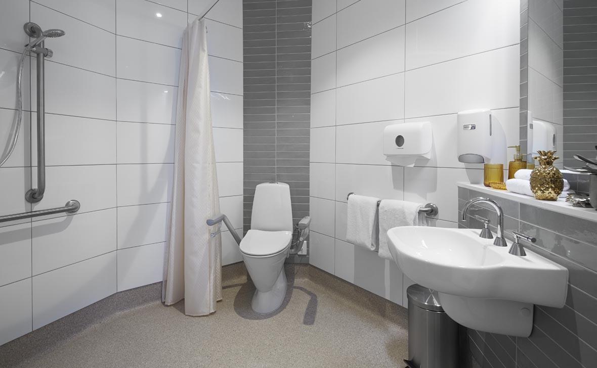 Treeby Bathroom
