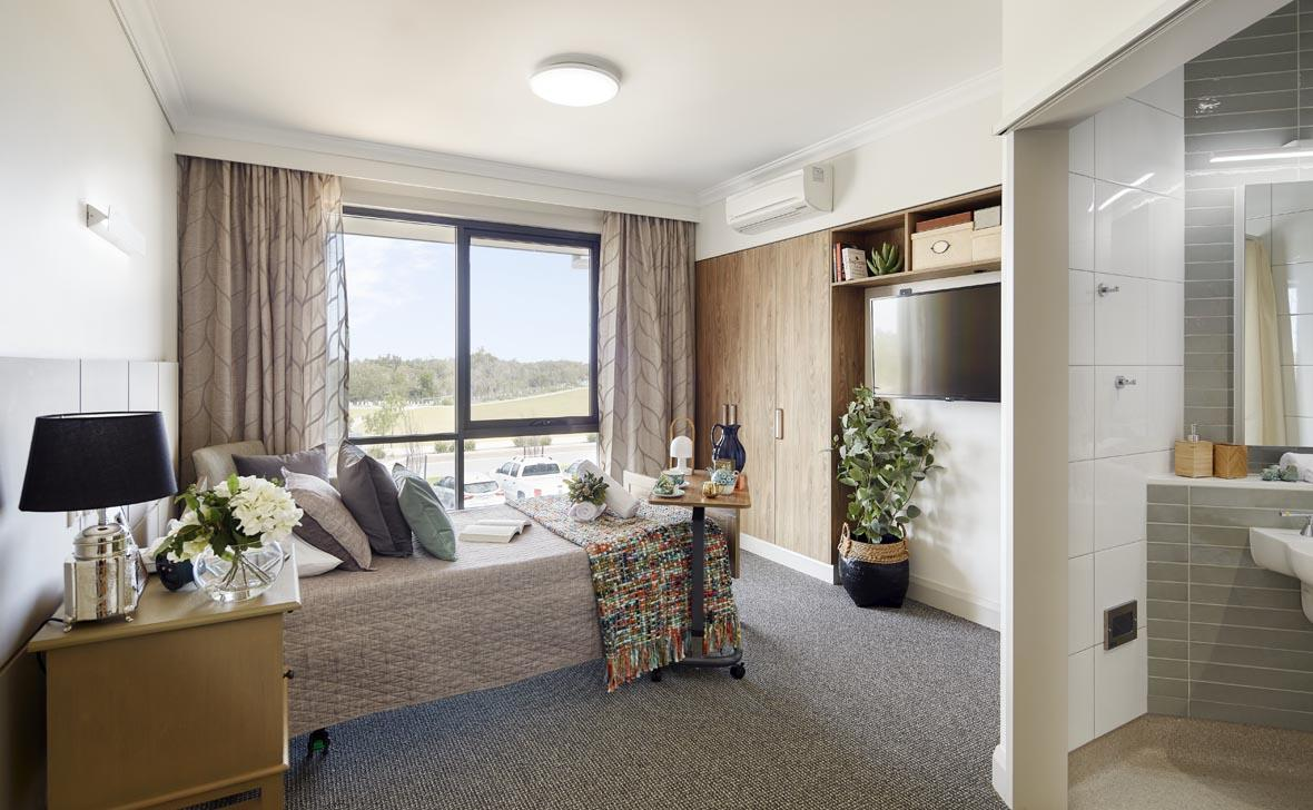 Treeby Bedroom