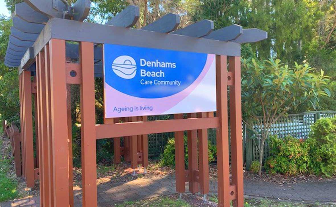 Denham's Beach