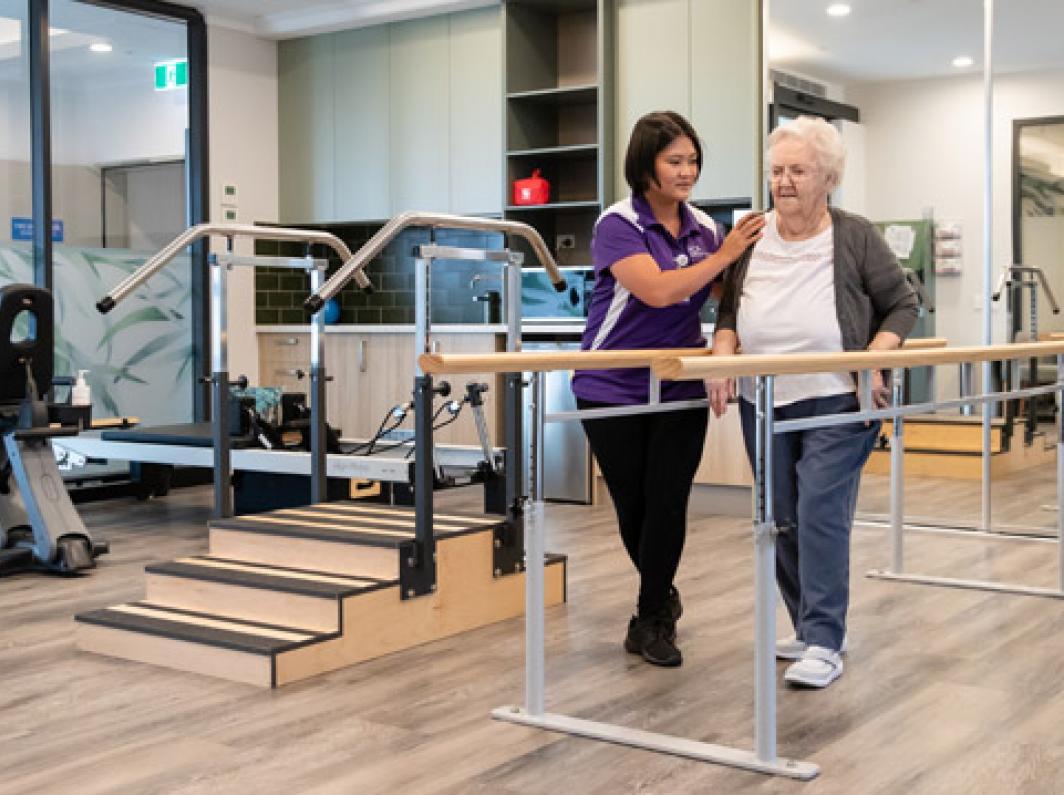 Wellness Centres